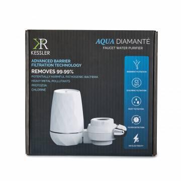 Aqua Diamante Faucet Water Purifier
