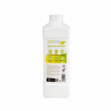 STERiZAR Hand Foam/Rub Sanitiser 1L