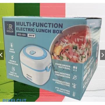 Kessler Multi-Function Electric Lunch Box (1 Year Warranty)